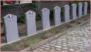 begraafplaats Melle