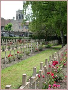 begraafplaats Veurne